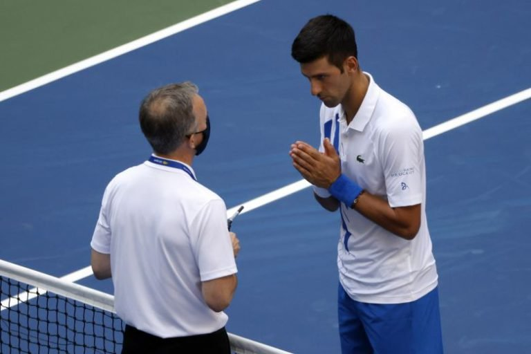 Novak Djokovic Disqualified From Us Open 2020 Here Are Some Other Tennis Players Who Suffered The Same Fate Essentiallysports