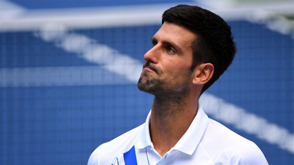 The Anger Comes Out Of Control Former Wta Professional On Novak Djokovic S Disqualification Essentiallysports