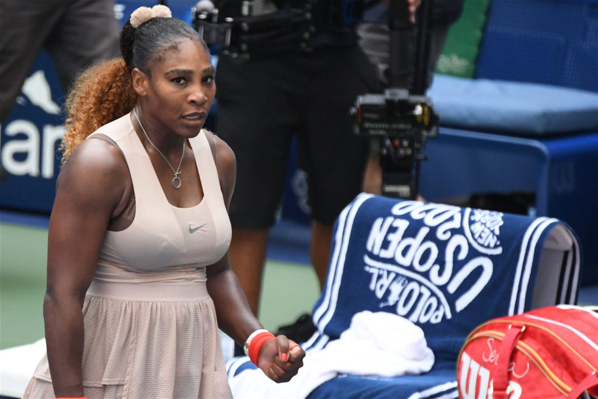 I M Not Going To Touch That Serena Williams On Novak Djokovic S Disqualification Essentiallysports
