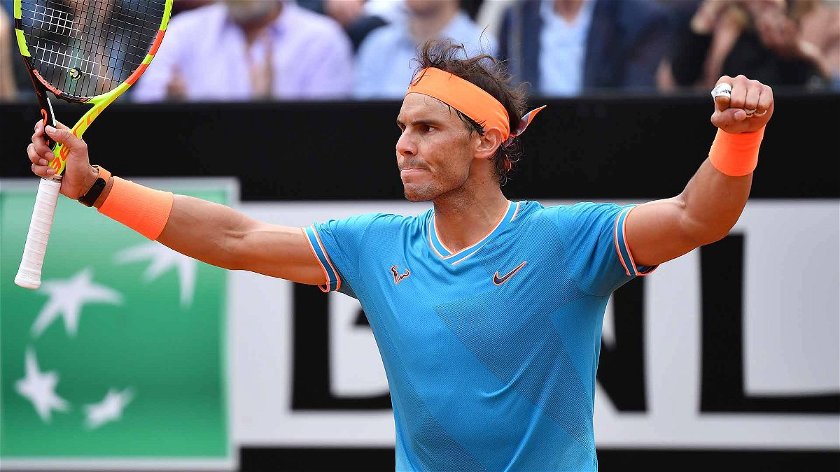 Rafael Nadal Makes A Record Breaking Announcement For Fans Essentiallysports