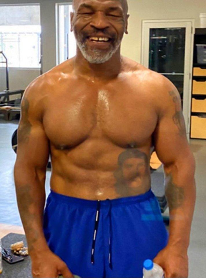 He Looks Like He S 20 Kurt Angle Comments On Mike Tyson S Current Shape Essentiallysports