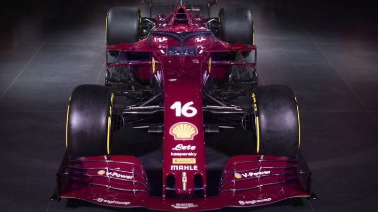 SF1000s to roll out in Burgundy at Mugello Circuit