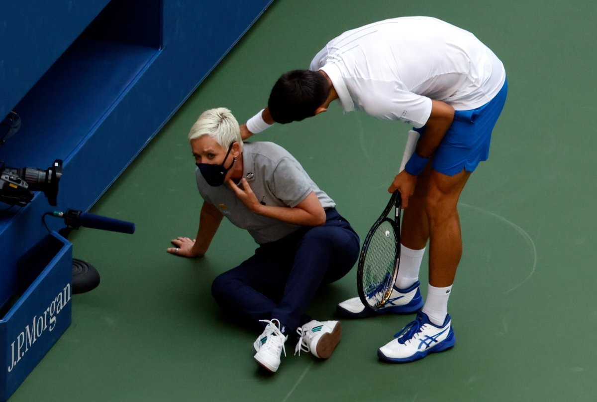 This Is Madness Tennis Legend Reacts To Novak Djokovic S Disqualification From Us Open 2020 Essentiallysports