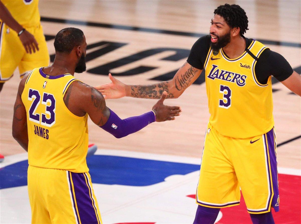 NBA – I Rockets si svegliano tardi dal -23, Lakers a una vittoria dalla finale di Conference