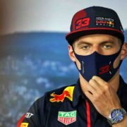 Max Verstappen yells over radio again.