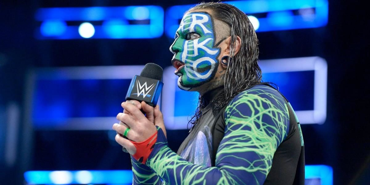 Jeff Hardy on WWE SmackDown