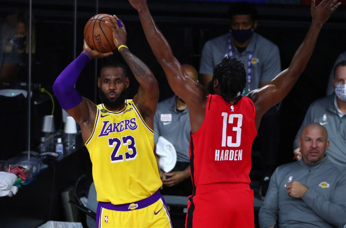 Nba Playoffs Los Angeles Lakers Vs Houston Rockets Game 5 Injury Updates Lineups And Predictions Essentiallysports
