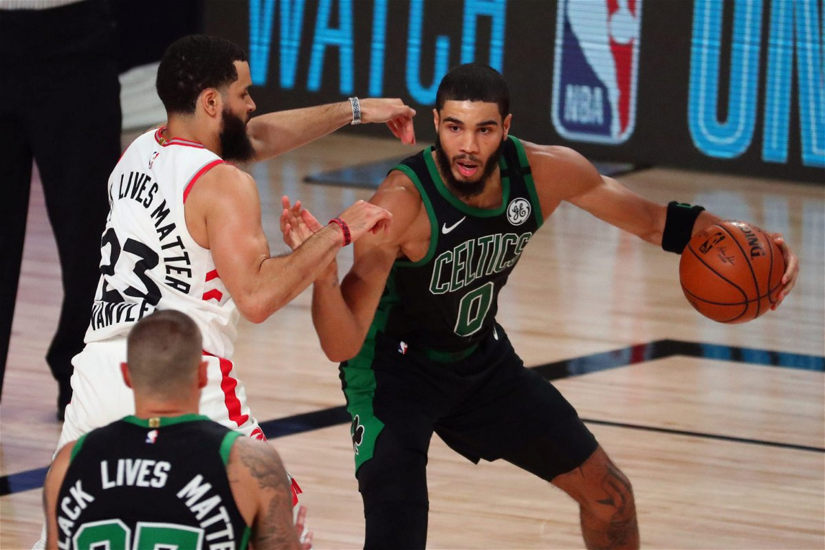 Celtics Star Jayson Tatum Becomes The 2nd Player After Kobe Bryant To Make Historic Playoff Record - EssentiallySports