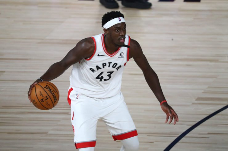 Boston Celtics Vs Toronto Raptors: Pascal Siakam