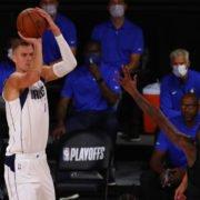 LA Clippers vs Dallas Mavericks: Kristaps Porzingis