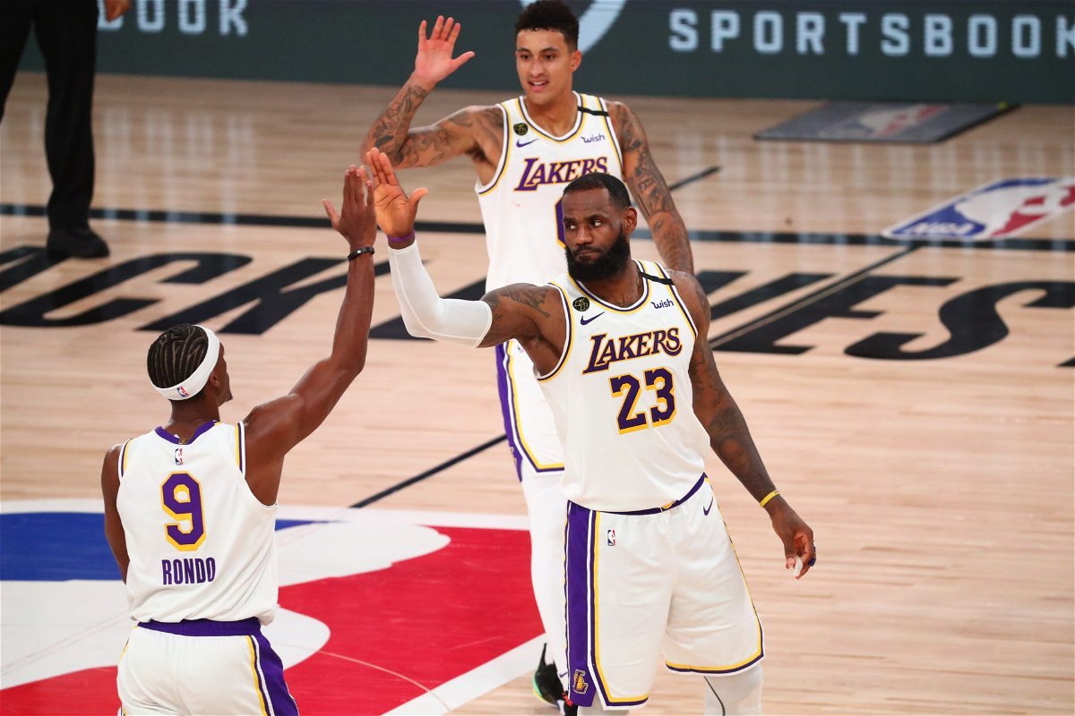 NBA Playoffs: Los Angeles Lakers vs Denver Nuggets Game 1 ...