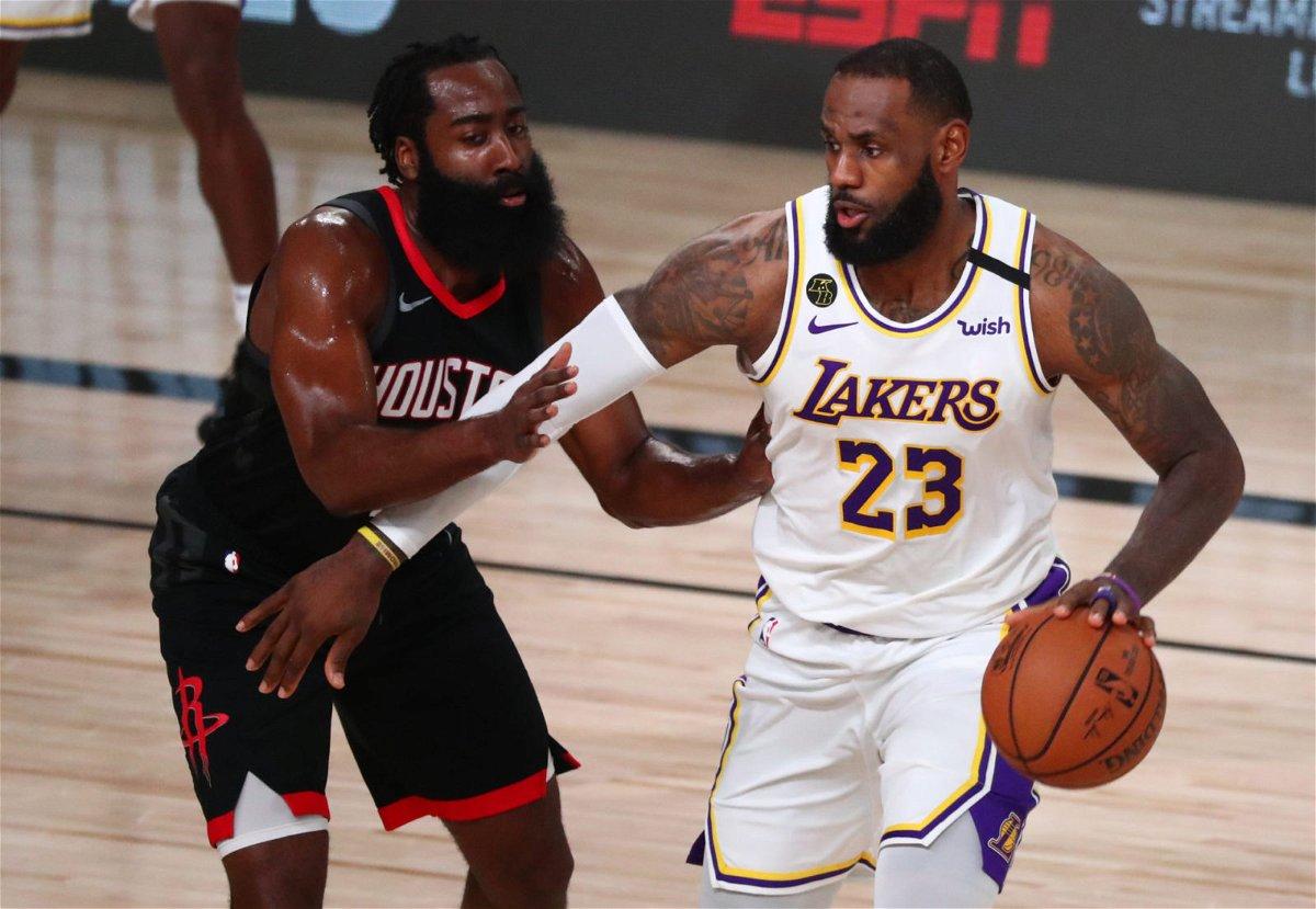 創紀錄!NBA季後賽最高收視率誕生,火雷搶七和火湖大戰也沒有這場比賽高!