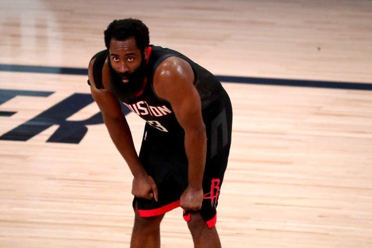 Houston Rockets' superstar James Harden