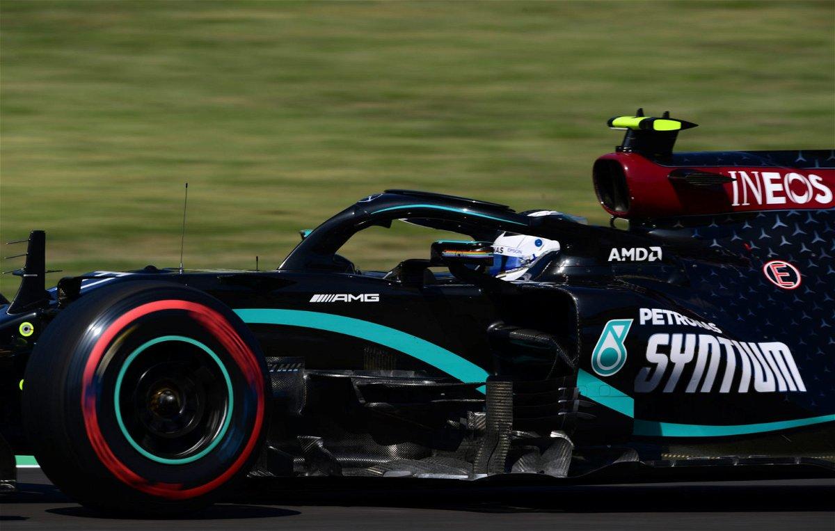 Valtteri Bottas at Tuscan Grand Prix, 2020