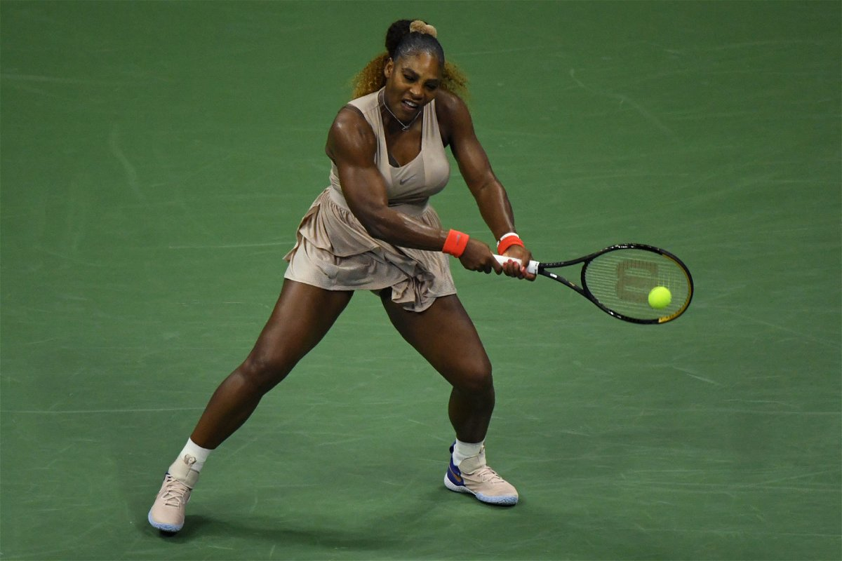 Serena Williams returns for US Open warm-up amid tennis chaos