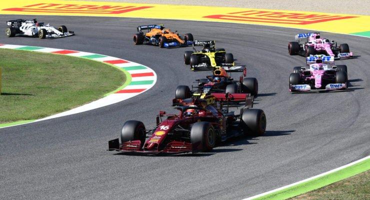 F1 Tuscan Grand Prix