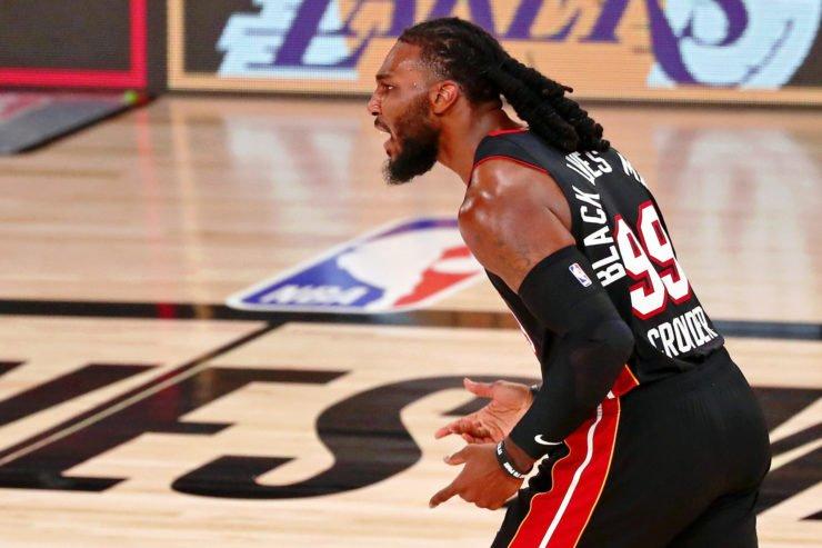 Miami Heat: Jae Crowder in 2020 NBA Playoffs