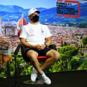 Valtteri Bottas At The Tuscan GP Press Conference