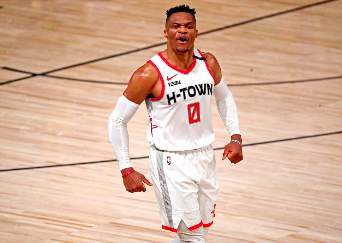 Russell Westbrook part of Houston Rockets trade talks