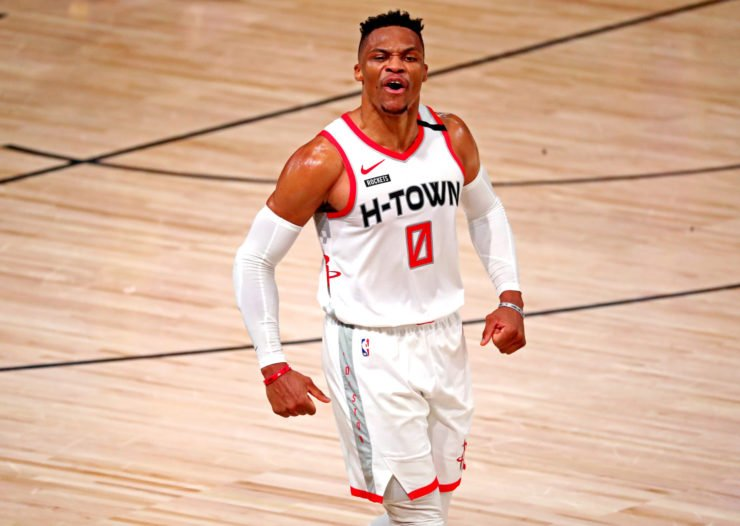 Russell Westbrook part of Houston Rockets trade talks