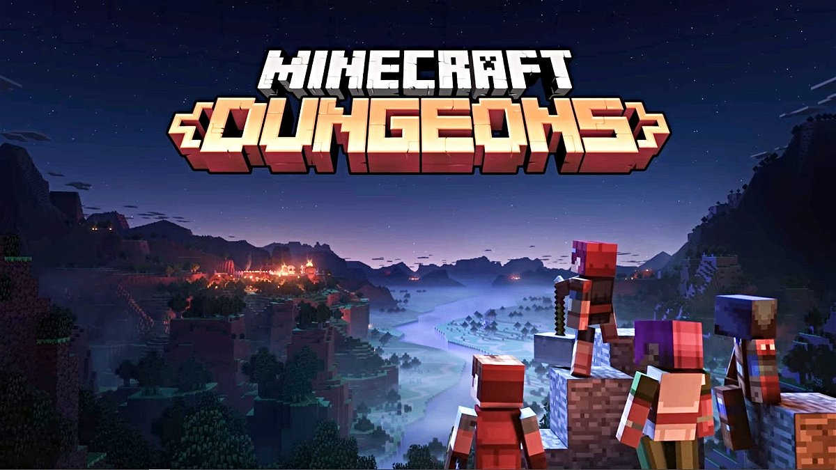 Minecraft Dungeons Becomes First Xbox Game Pass Ultimate Title to