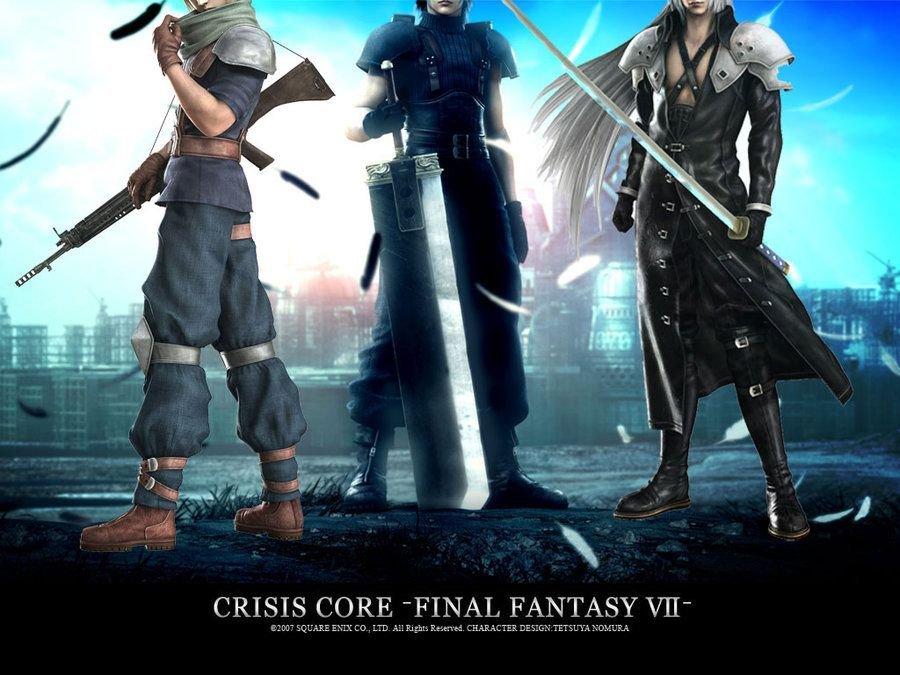 Crisis Core: Final Fantasy