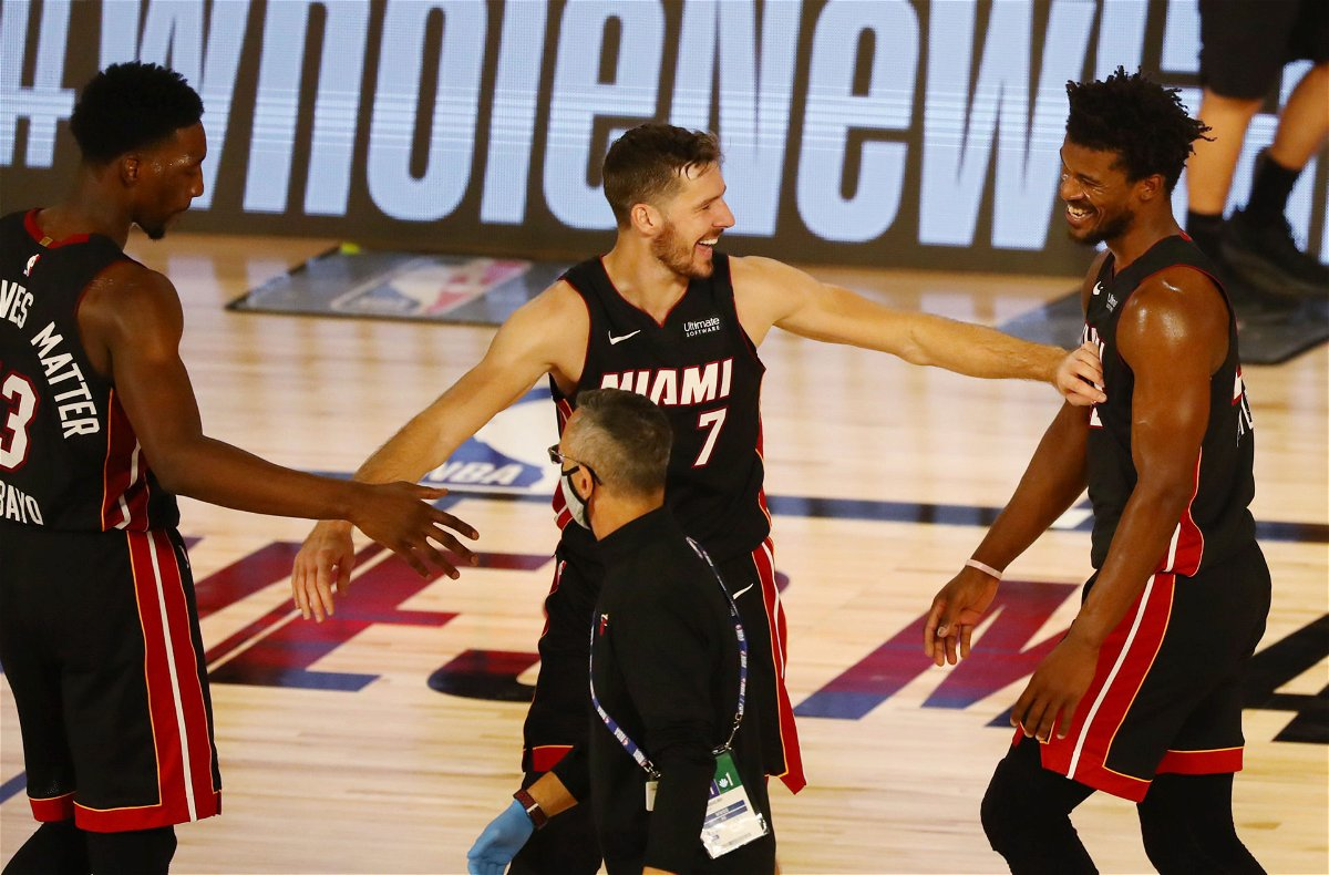 Doesn T Fit With Everyone Dwyane Wade On Why Miami Heat Is The Perfect Home For Jimmy Butler Essentiallysports