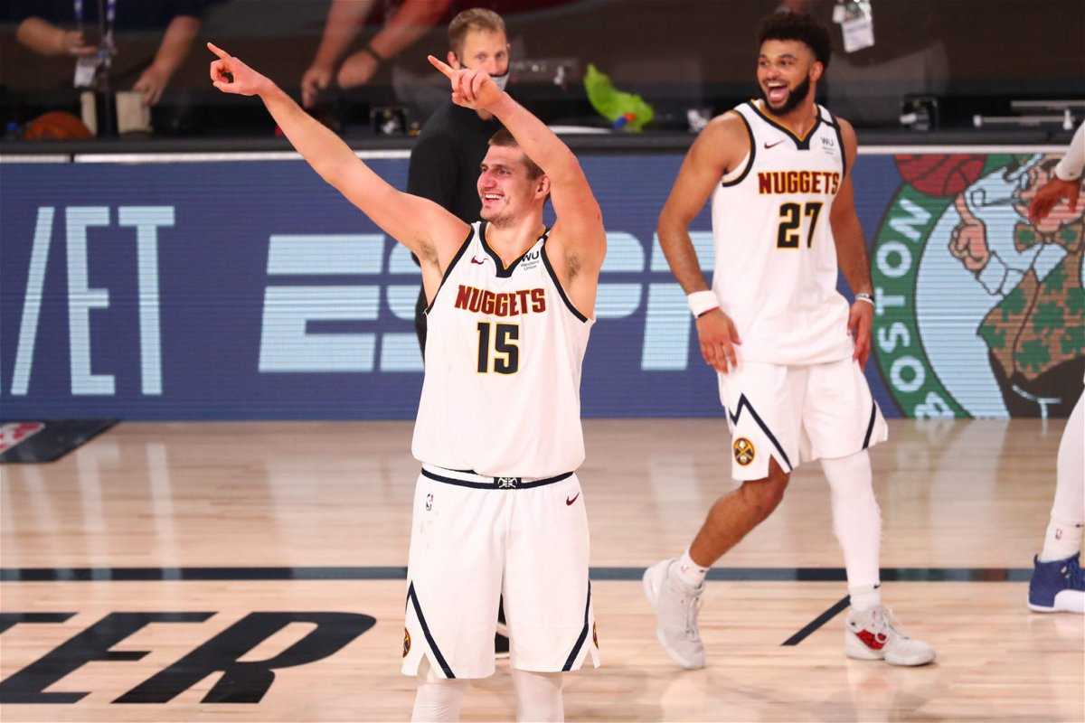 Denver Nuggets vs LA Clippers: Nikola Jokic