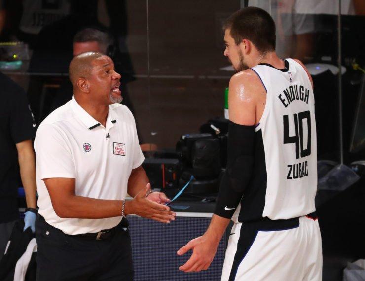 Philadelphia 76ers new coach Doc Rivers