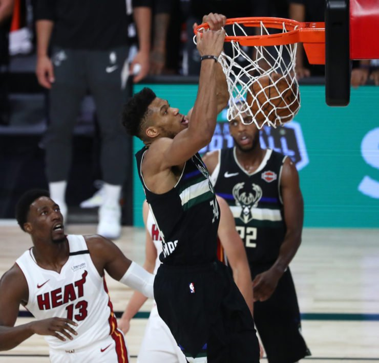 Giannis Antetokounmpo: 4 Things to Know about His ...
