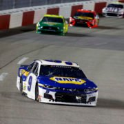 Chase Elliott in action in NASCAR