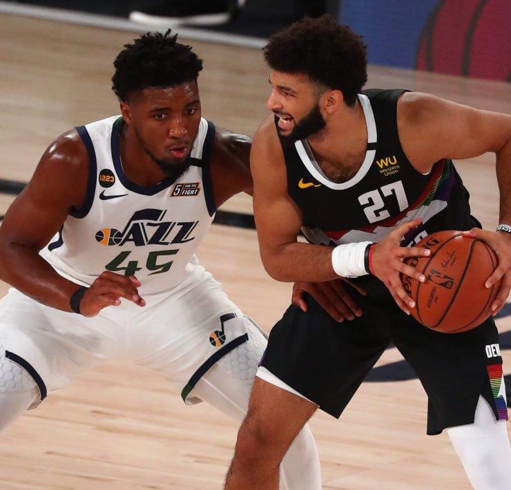 Utah Jazz vs Denver Nuggets: Donovan Mitchell vs Jamal Murray
