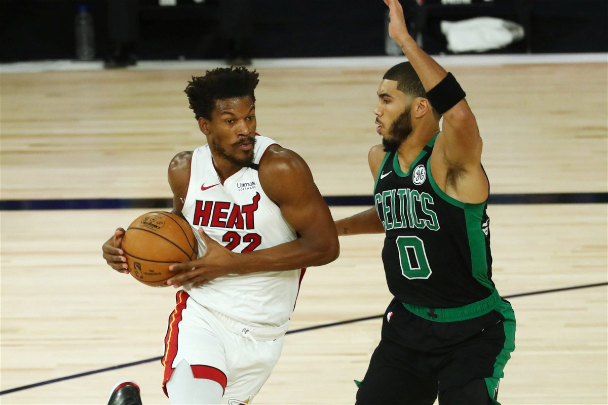 REPORTS: Jimmy Butler in Negotiations