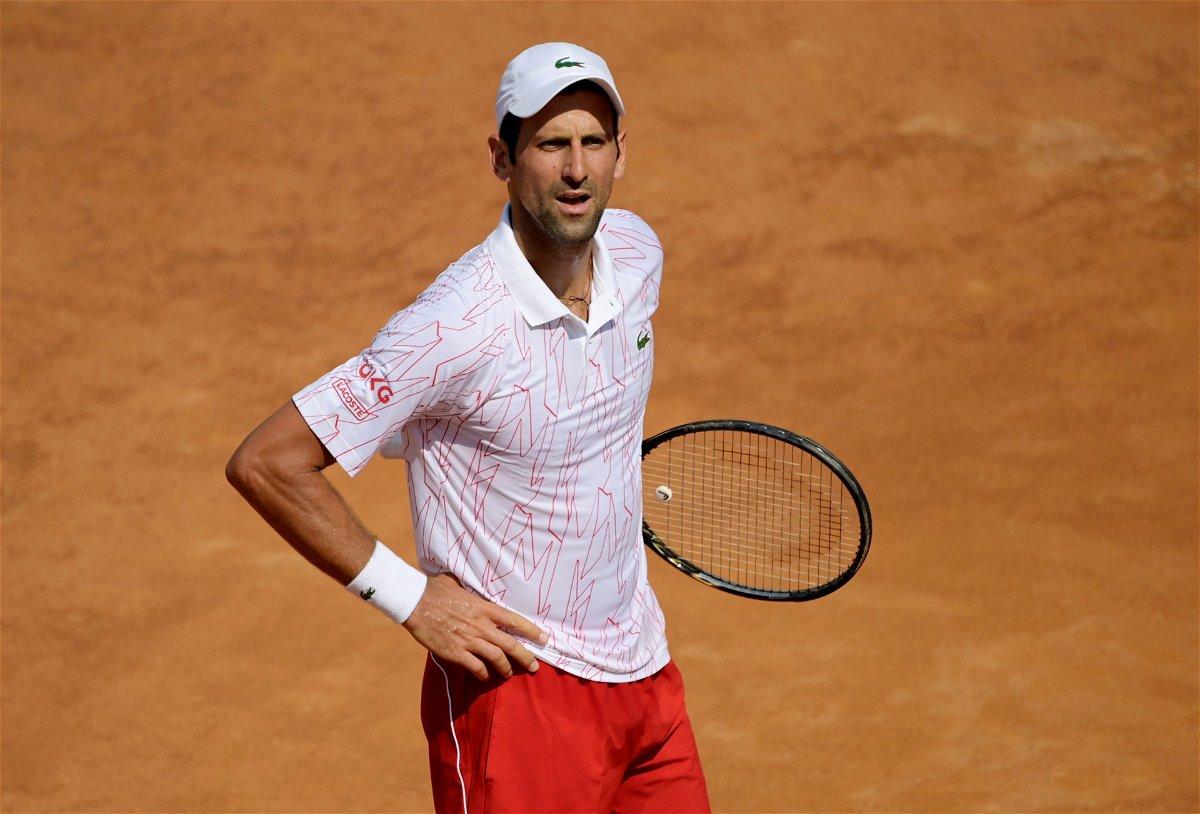 Tied With Dominic Thiem Former Champion On Novak Djokovic S French Open 2020 State Essentiallysports