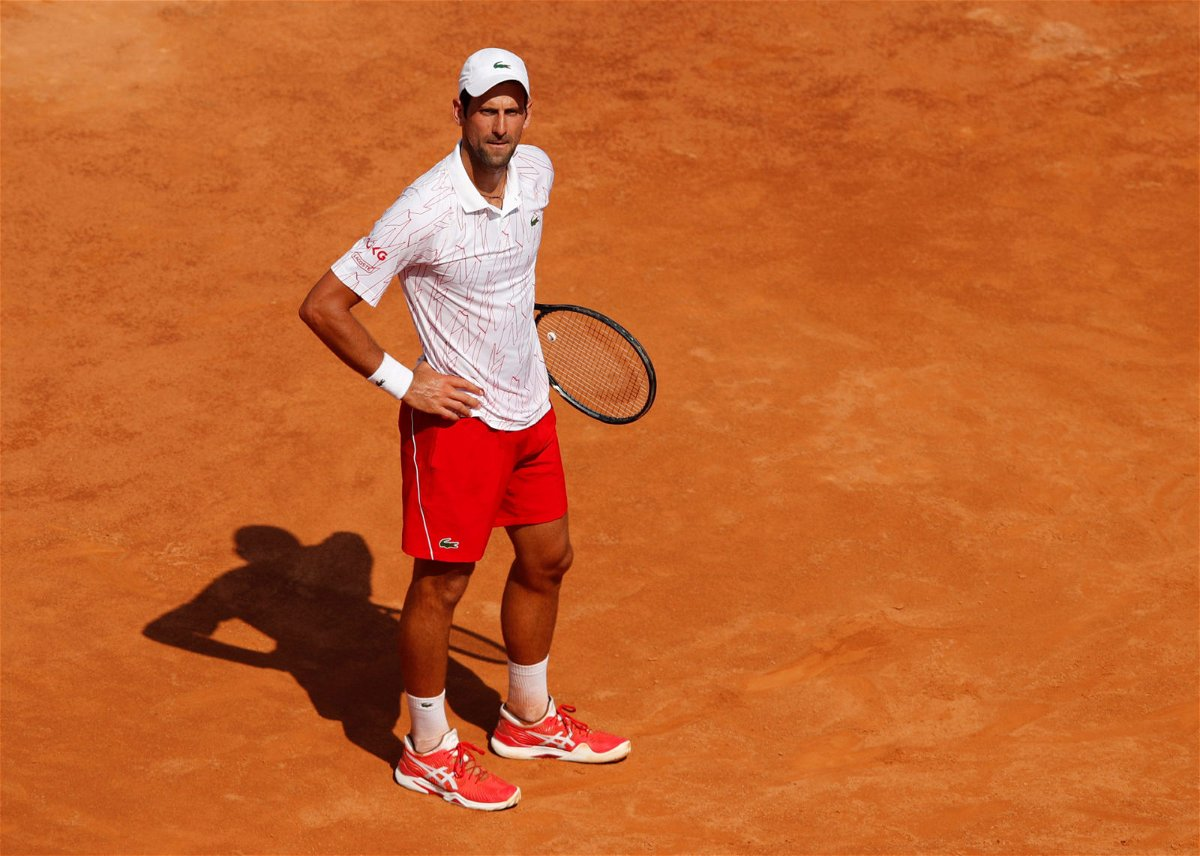 Novak Djokovic Clears Up On Political Chat With Rafael Nadal About The New Players Association Essentiallysports