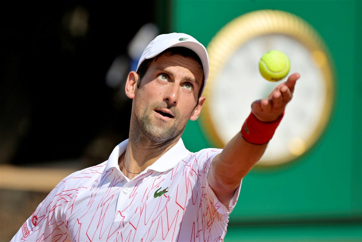Novak Djokovic Details Meeting With Atp Chief About The New Players Association Essentiallysports