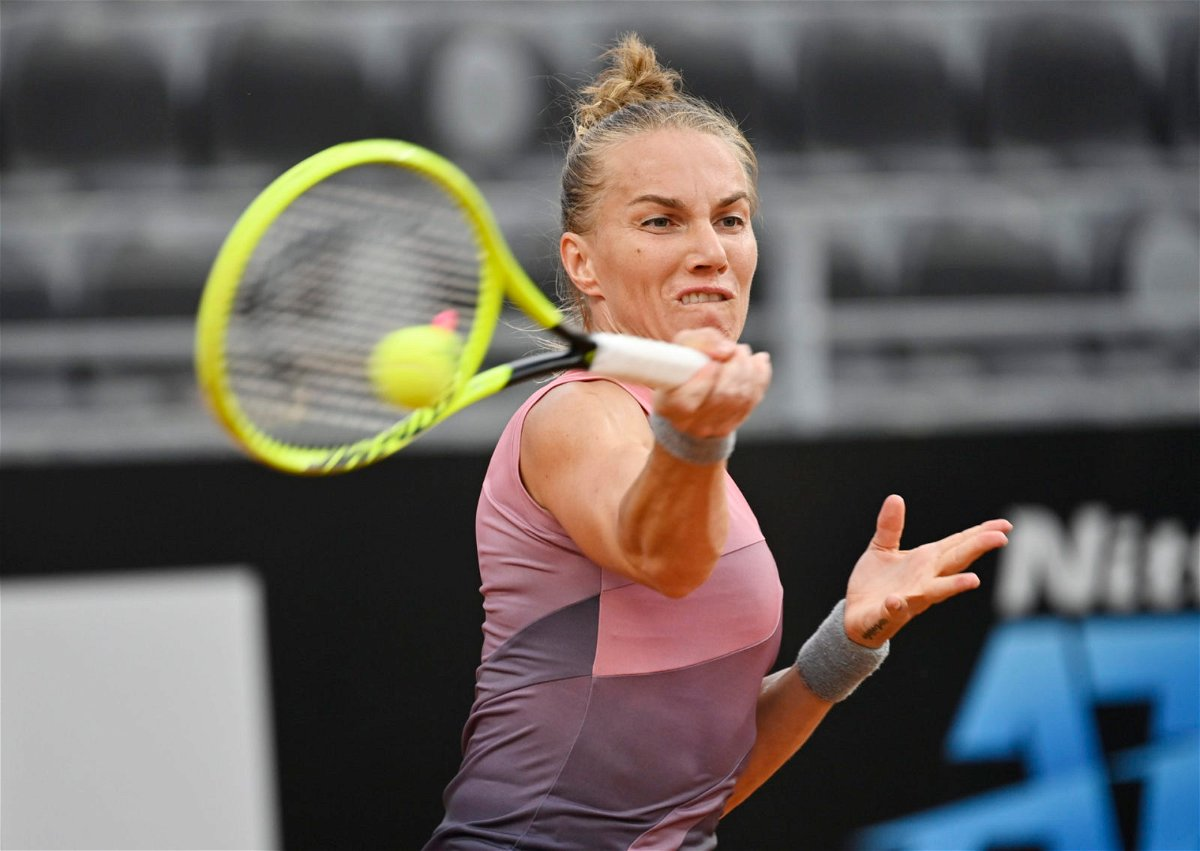 Svetlana Kuznetsova at Italian Open 2020