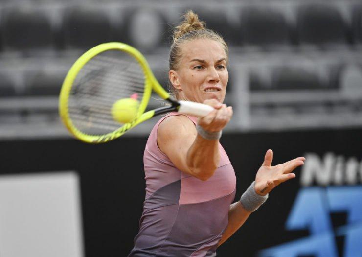 Svetlana Kuznetsova at Italian Open 2020
