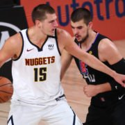 Denver Nuggets vs LA Clippers: Nikola Jokic and Ivica Zubac