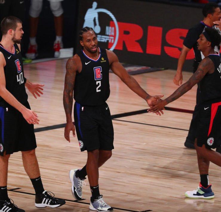 Kawhi Leonard 2020 NBA playoffs