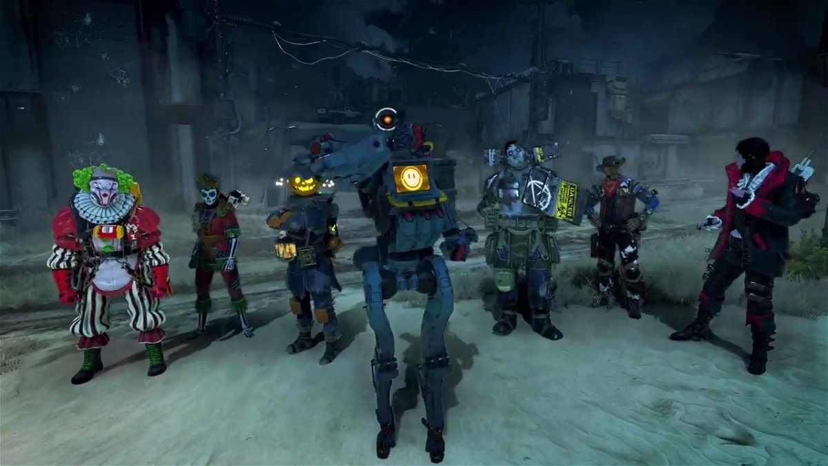 Halloween Event Skins 2020 Apex Legends Data Miners Reveal Details about Halloween Event