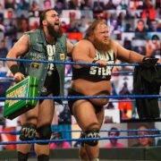 WWE -Otis- Tucker- Heavy Machinery