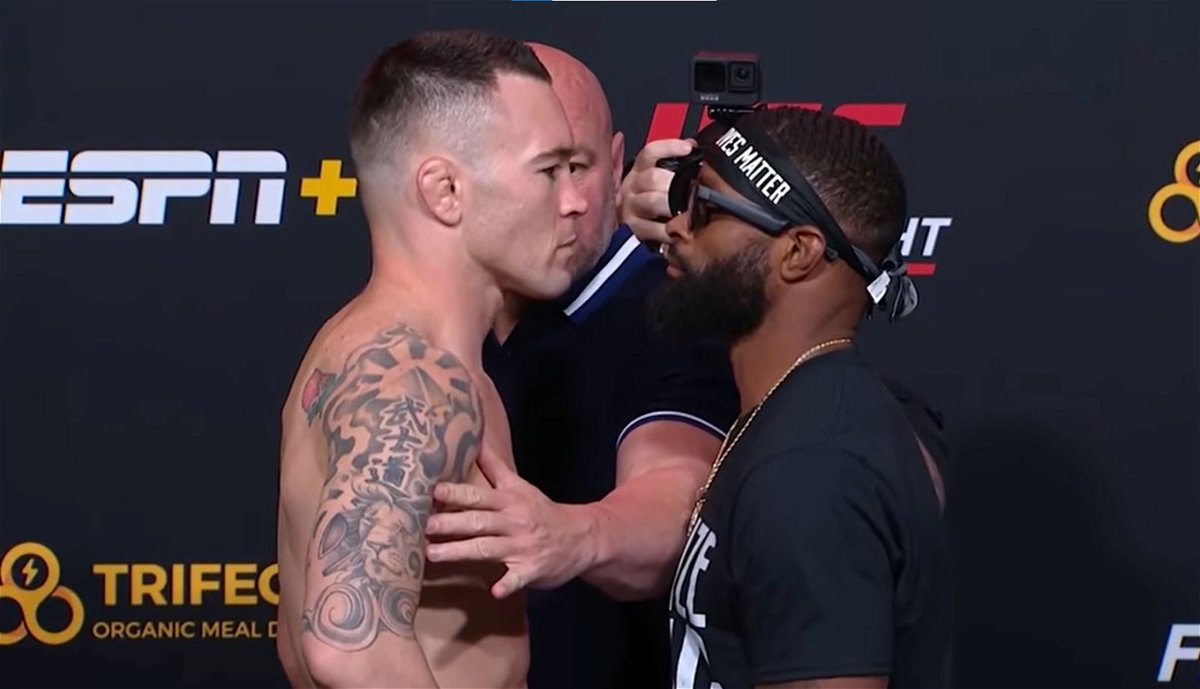 UFC Fight Night: Covington vs Woodley: Colby Covington vs Tyron Woodley-  Prediction and Analysis - EssentiallySports