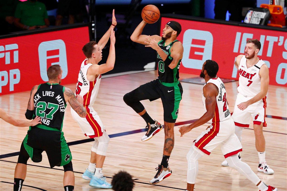 NBA Playoffs: Miami Heat vs Boston Celtics Game 3 ECF ...
