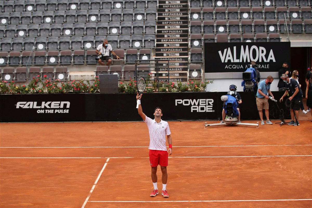 Can Novak Djokovic Eclipse Rafael Nadal S Record With A Victory At Italian Open 2020 Essentiallysports