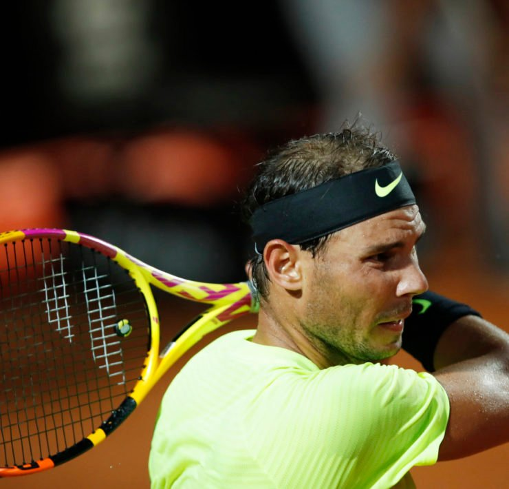 Rafael Nadal Italian Open 2020