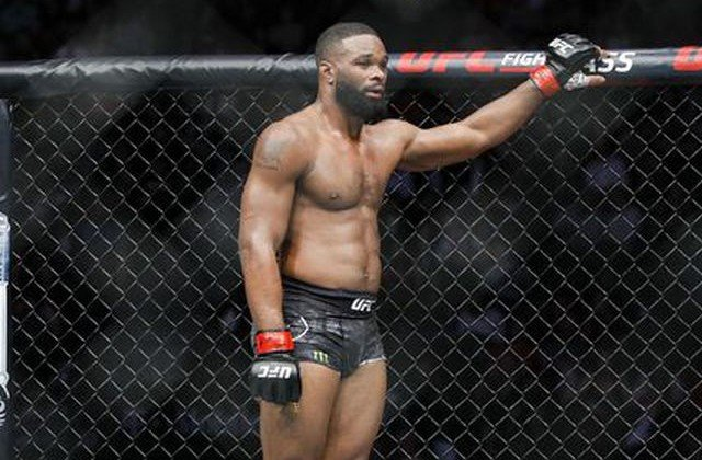 """He's Had a Great Run""- Dana White Urges Tyron Woodley To Consider Retirement - Essentially Sports"