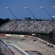 Martin Truex Jr. and Chase Elliott in NASCAR Cup Series