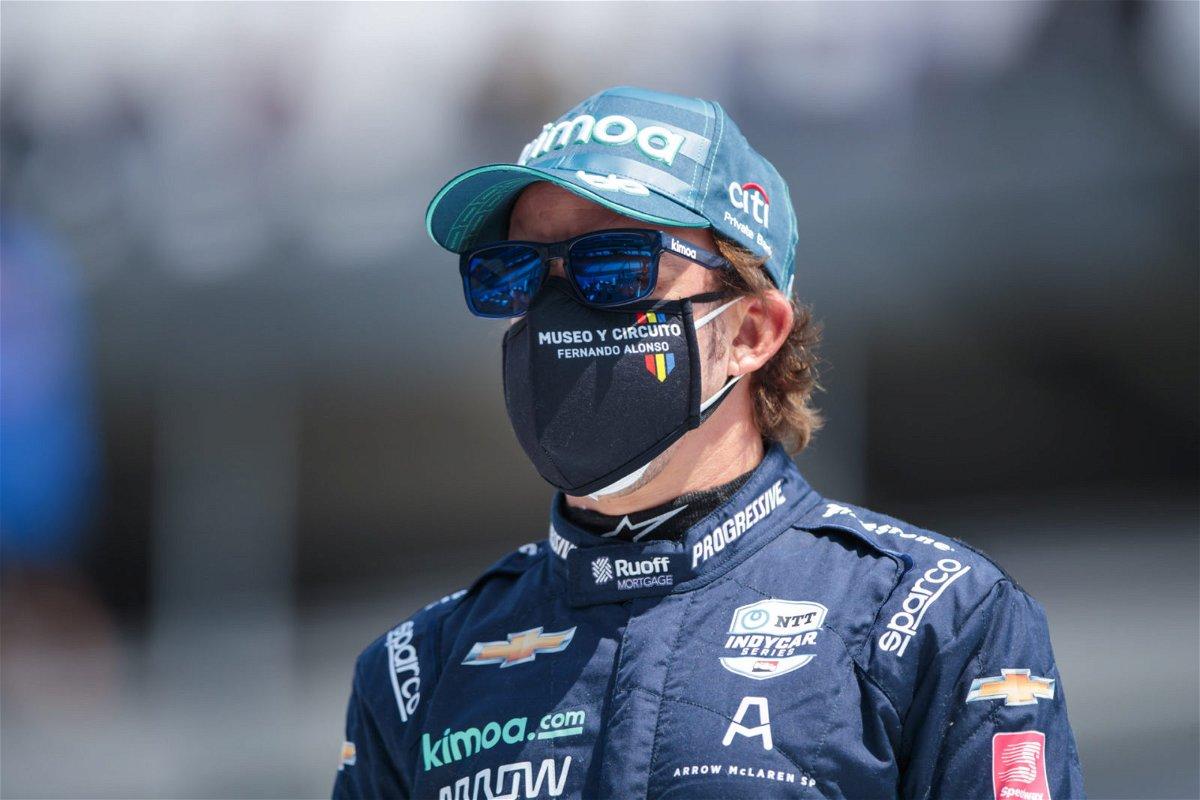Fernando Alonso makes a comeback to Formula 1 in 2021