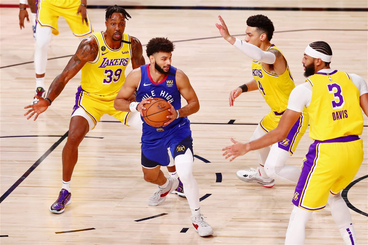 NBA Playoffs: Los Angeles Lakers vs Denver Nuggets Game 2 ...